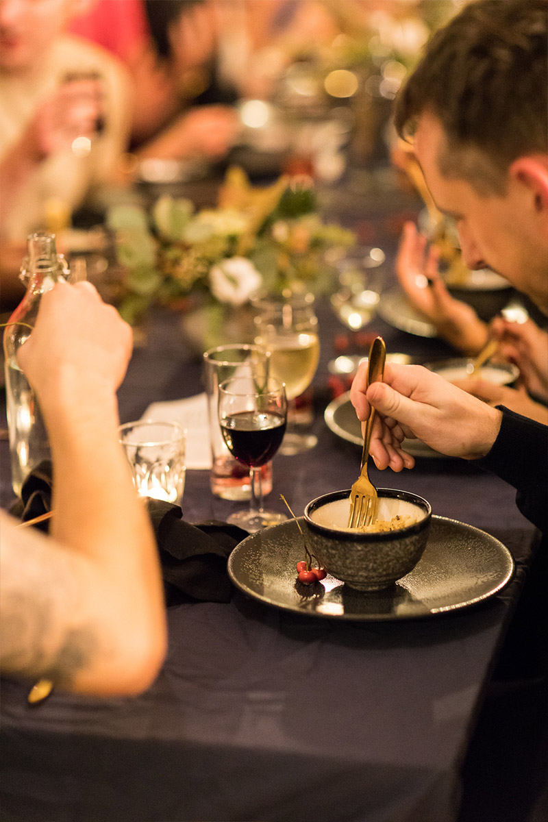 Thanksgiving Supper Club