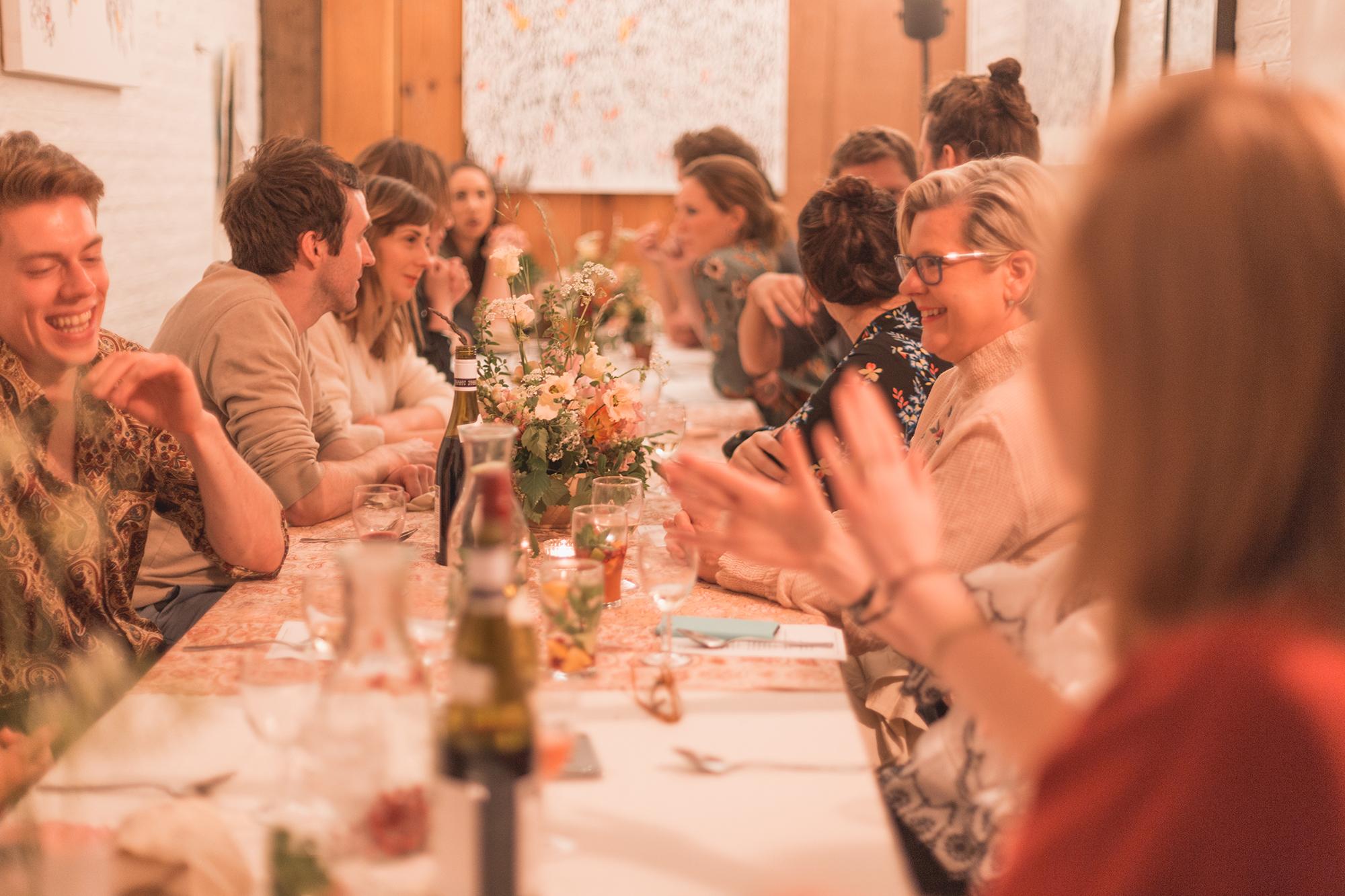 Persian Supper Club in Brighton