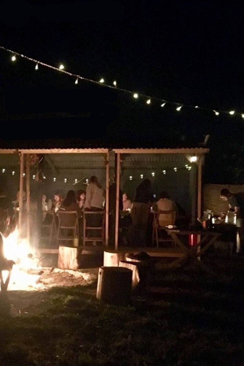 Campfire Feast Supper Club