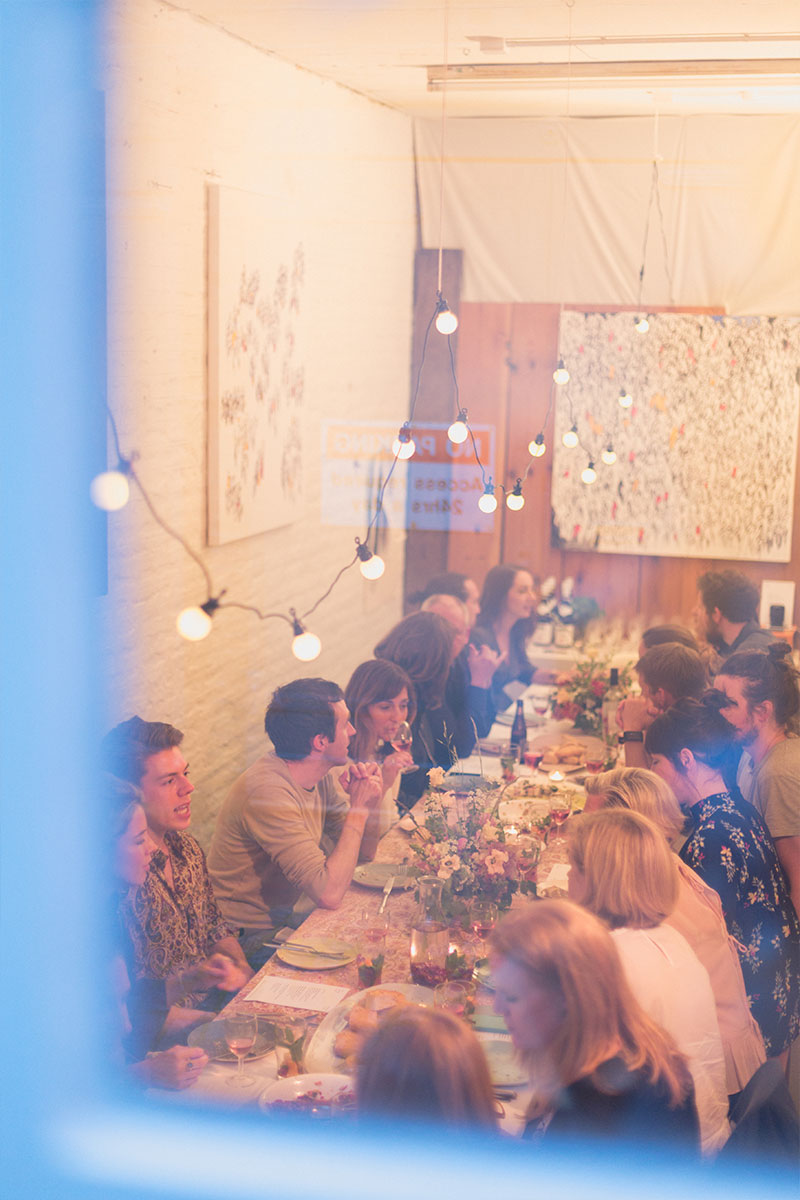 Persian Supper Club in Brighton